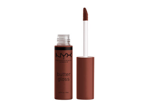 NYX Professional Makeup Butter Gloss Brownie Drip