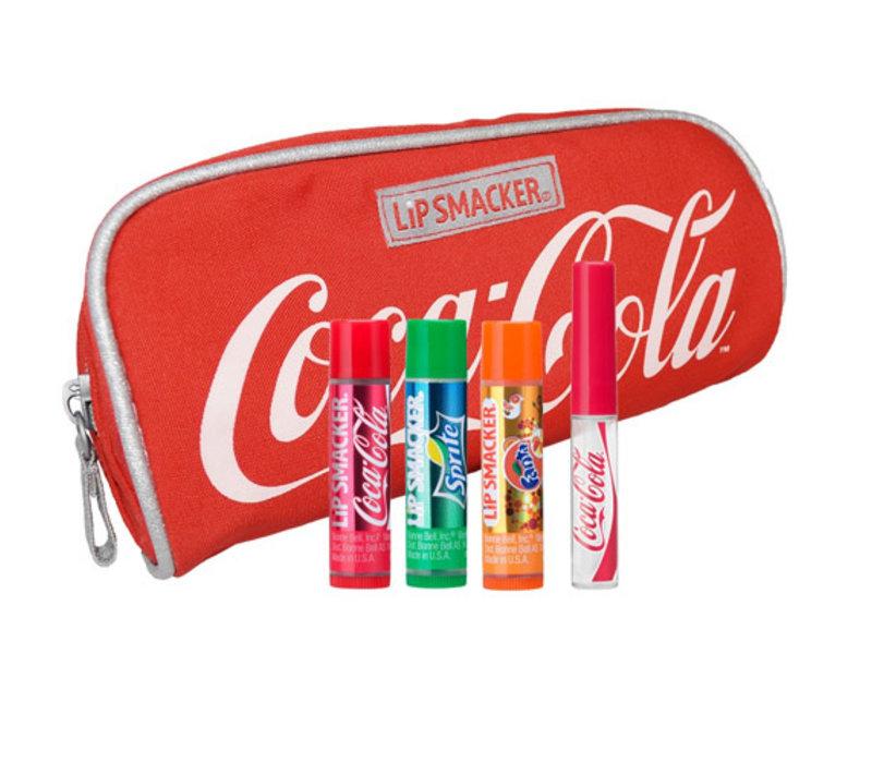 Lipsmackers Coca Cola Gift Set