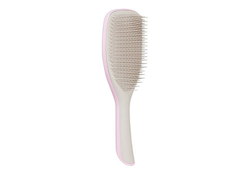 Tangle Teezer Large Wet Detangling Hair Brush Pebble Grey Kiss