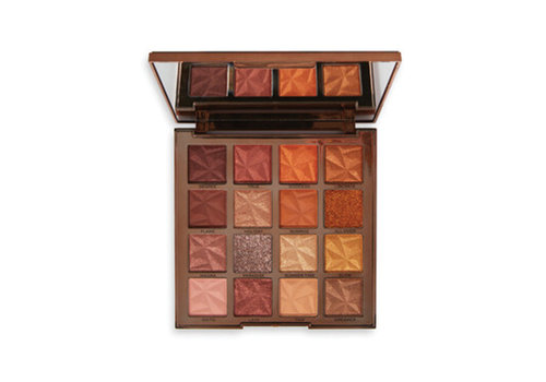 Revolution Pro Goddess Glow Ultimate Shadow Palette Bronze Heat