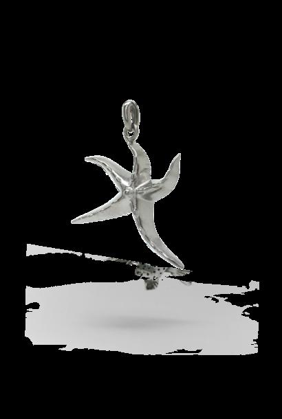 Sea Star Zilverkleurig