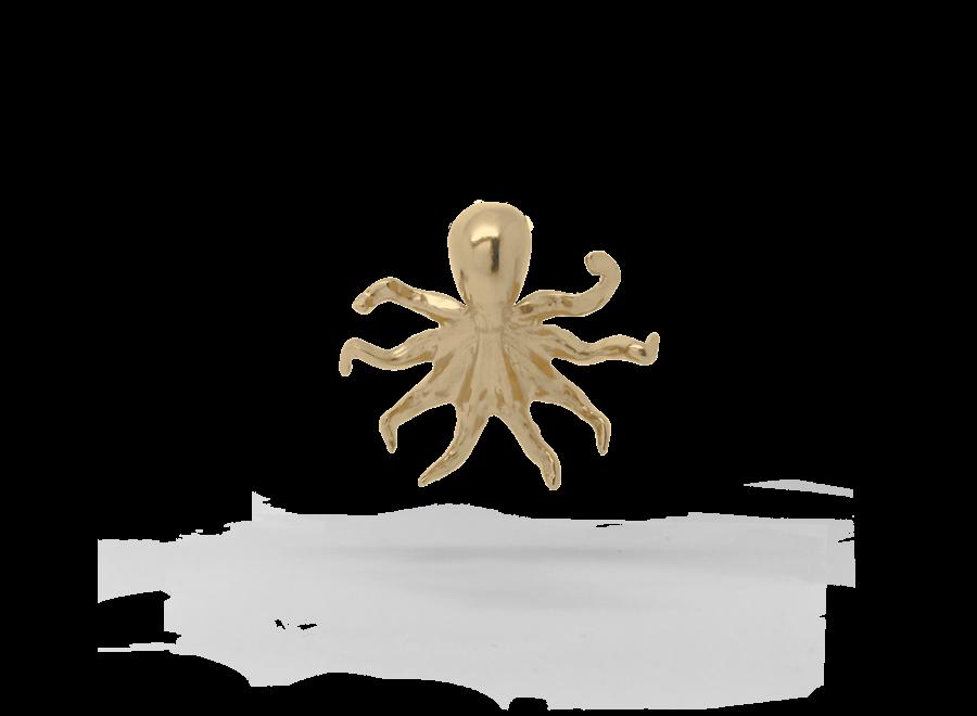 Octopus Goudkleurig