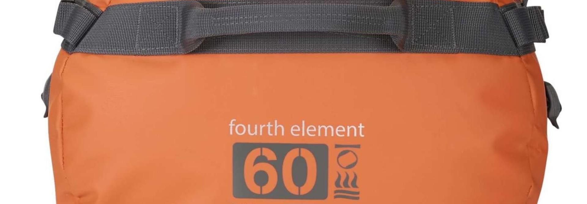 Expediton Duffelbag Orange