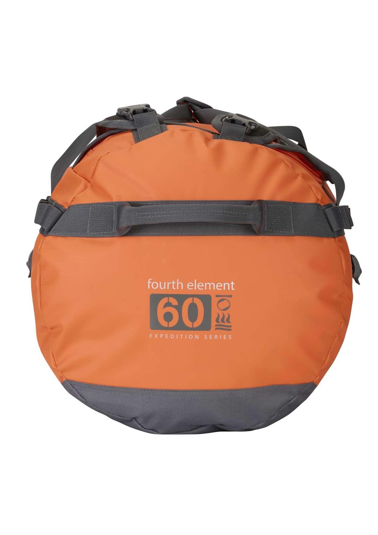 Expediton Duffelbag Orange-1