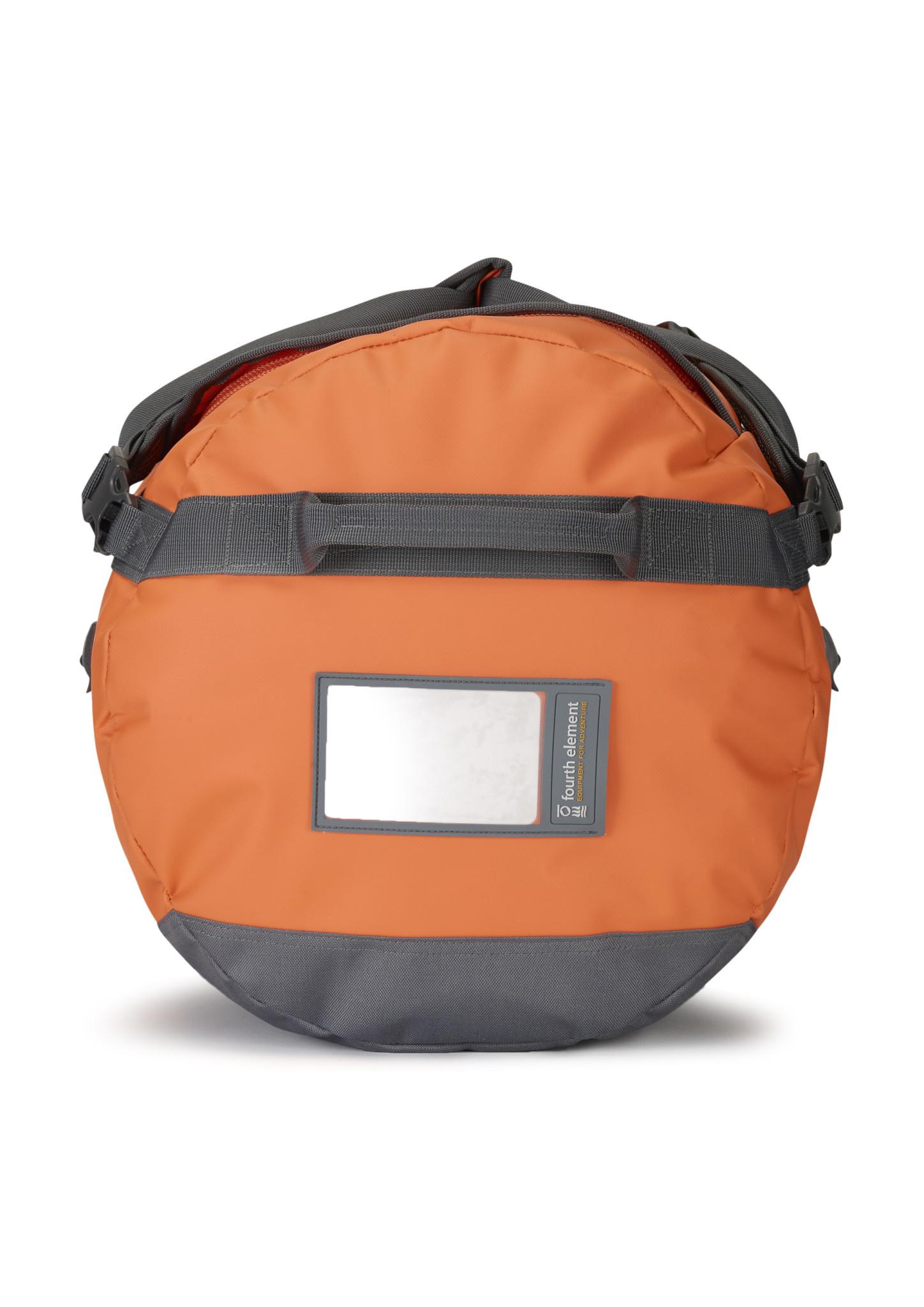 Expediton Duffelbag Orange-5