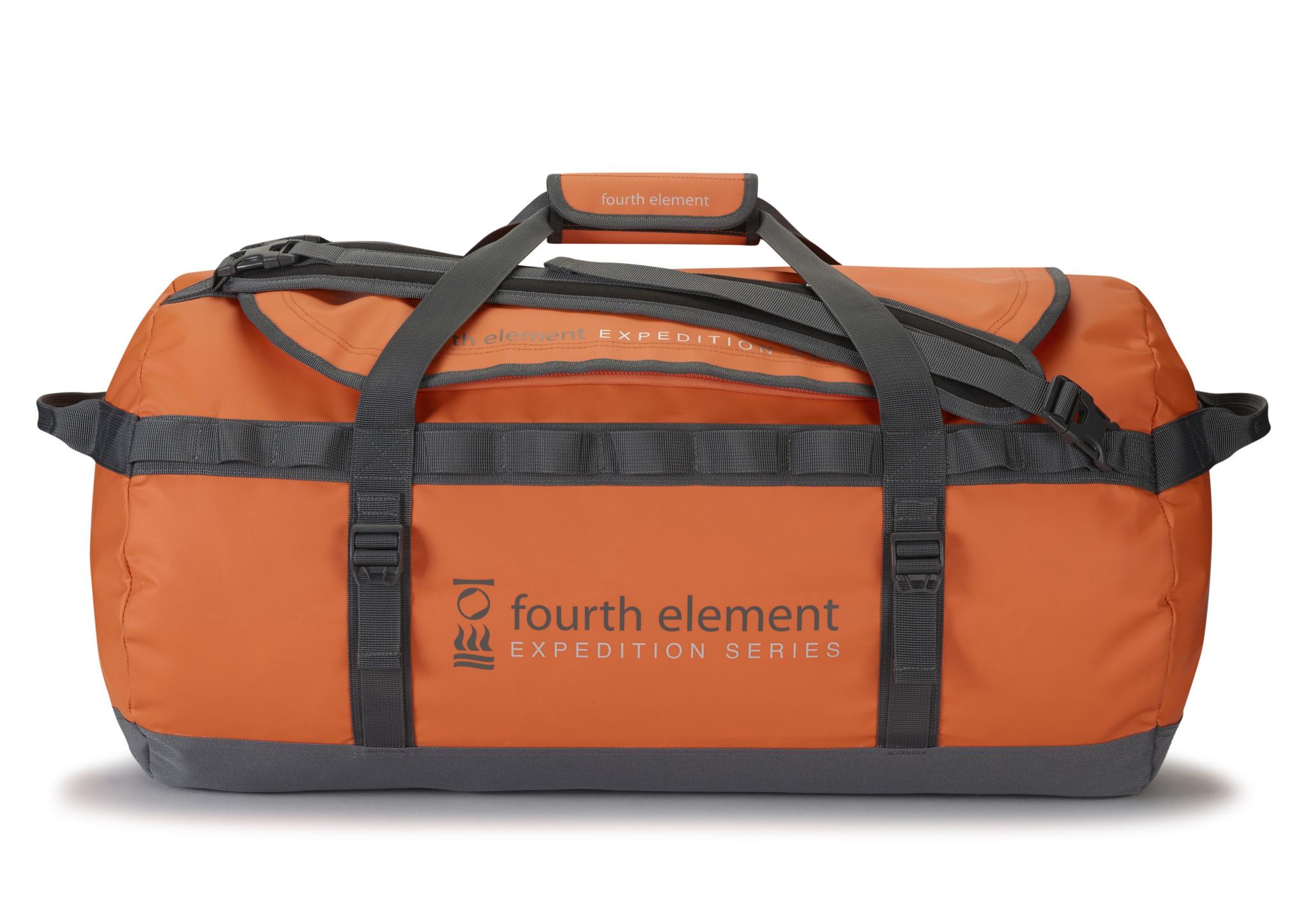 Expediton Duffelbag Orange-2