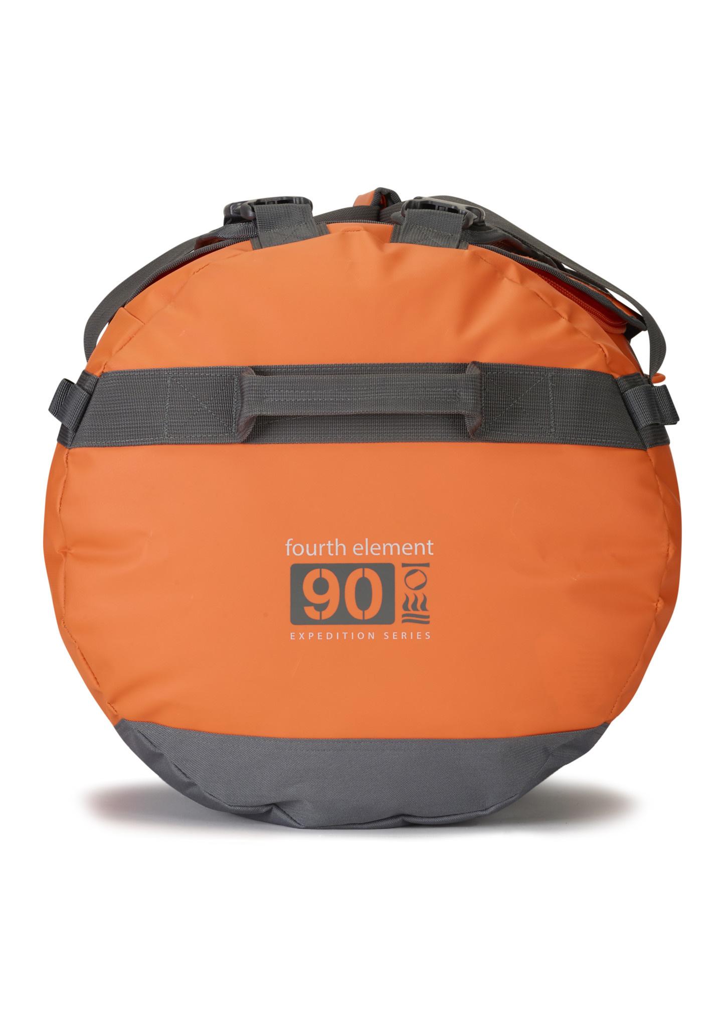 Expediton Duffelbag Orange-3
