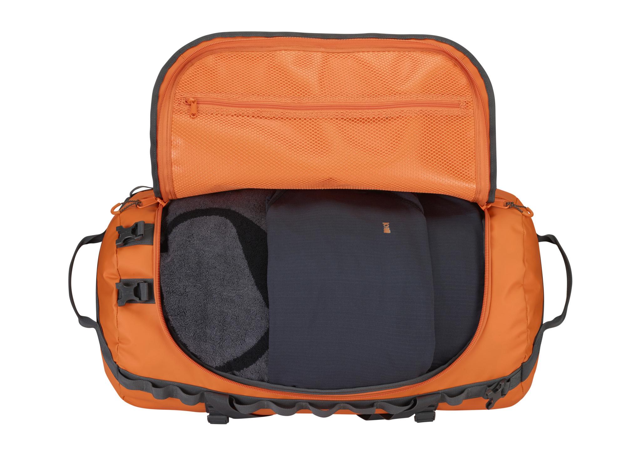 Expediton Duffelbag Orange-6
