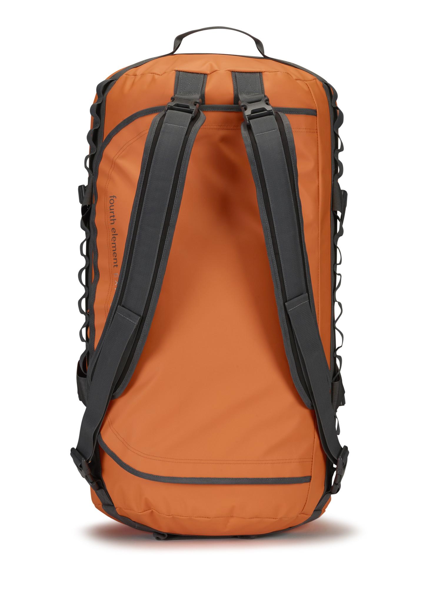 Expediton Duffelbag Orange-4