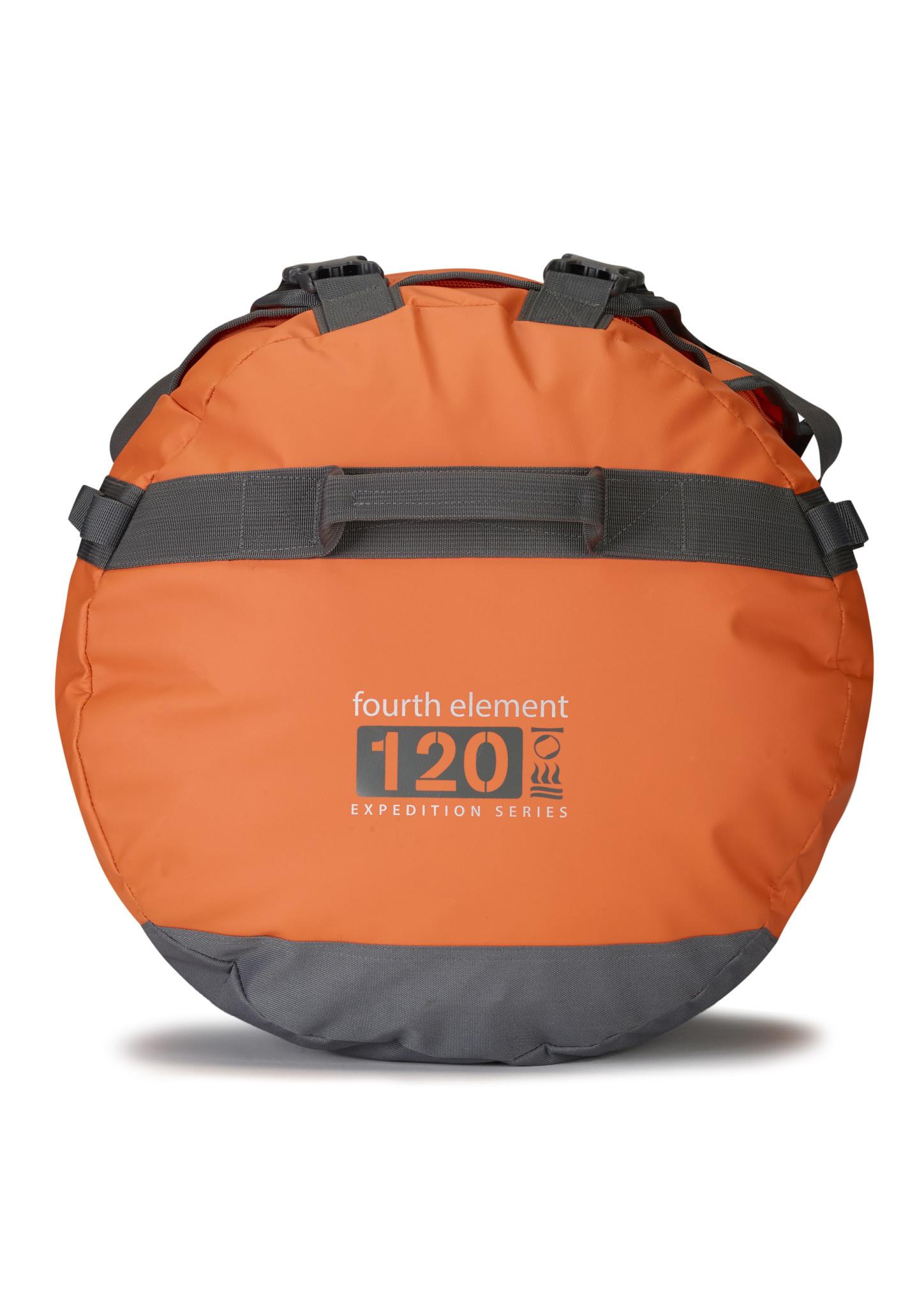Expediton Duffelbag Orange-7