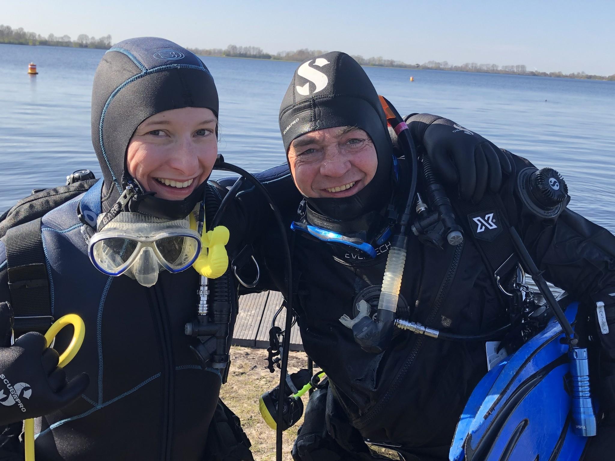 PADI Open Water Diver cursus-1