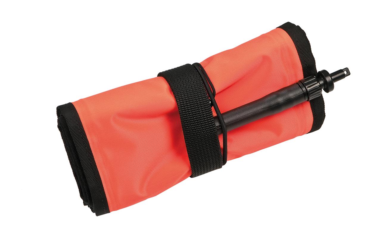 DSMB gesloten Oranje 140cm-1