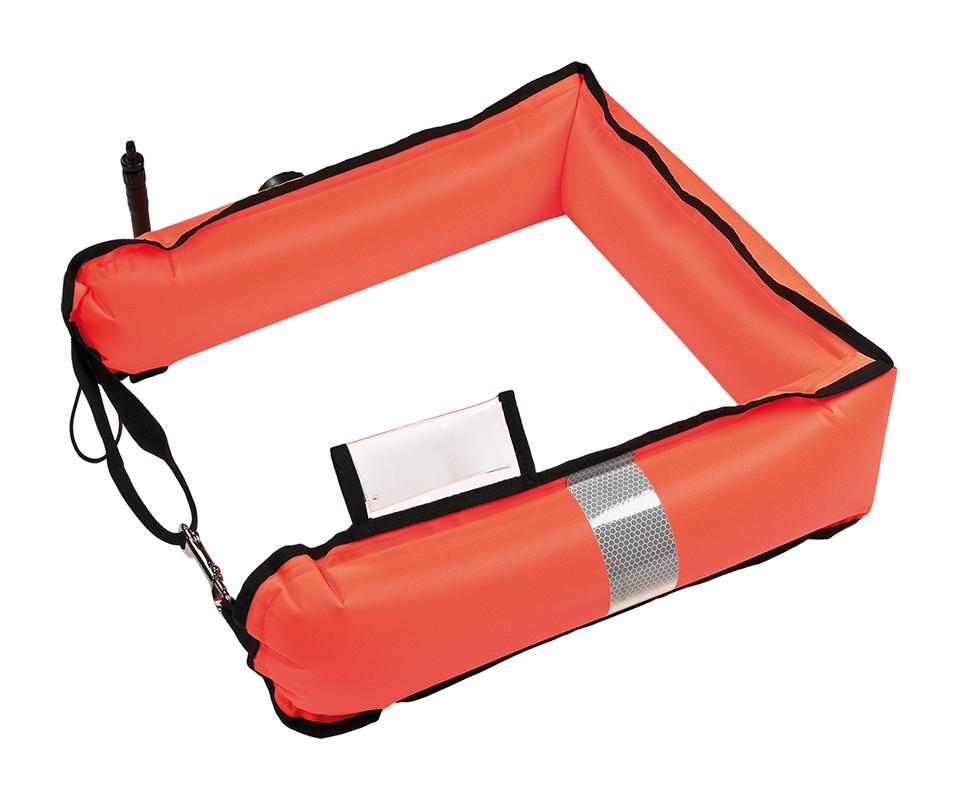 DSMB gesloten Oranje 140cm-7