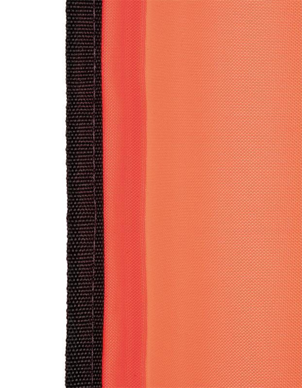 DSMB gesloten Oranje 140cm-8