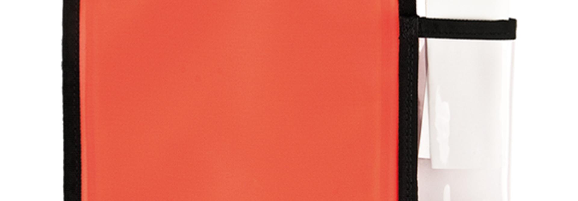 Open DSMB simple, Oranje, 140 cm