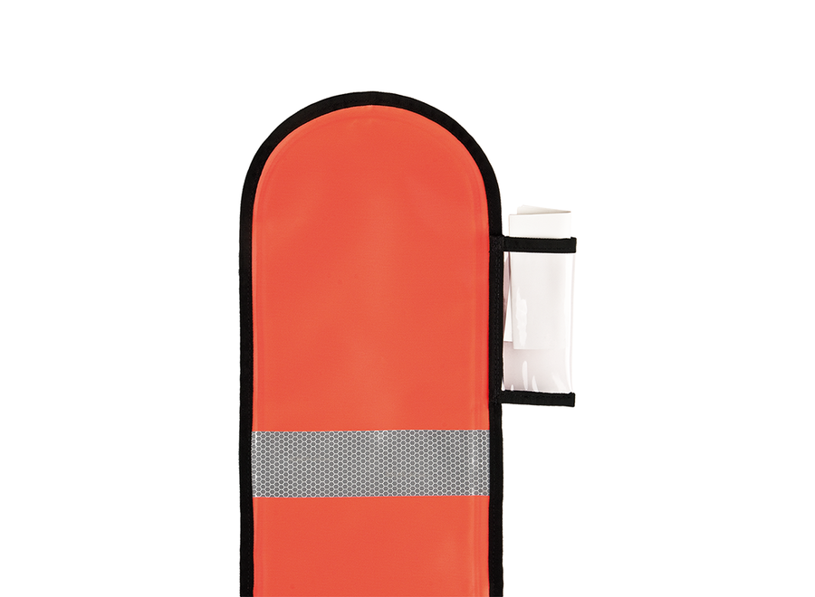 DSMB open Oranje 140 cm