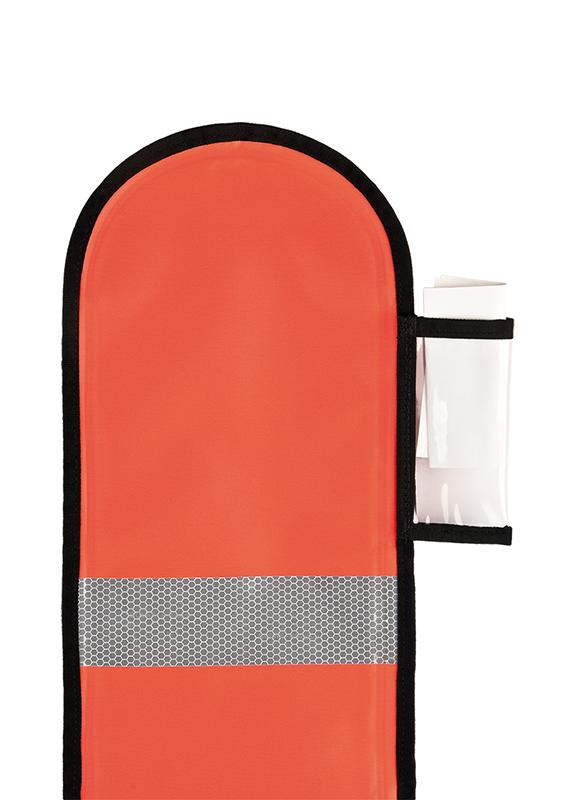 Open DSMB simple, Oranje, 140 cm-1