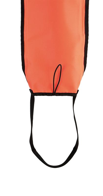 Open DSMB simple, Oranje, 140 cm-2