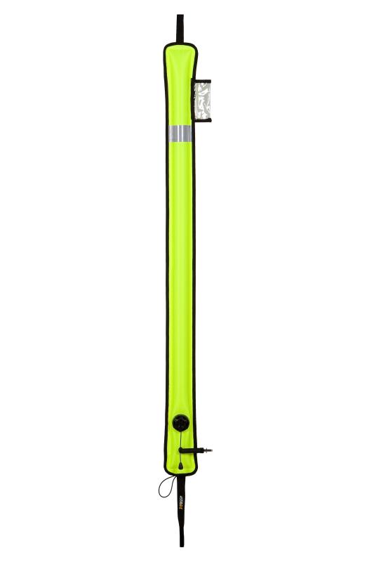 DSMB Gesloten Smal geel 140cm-1