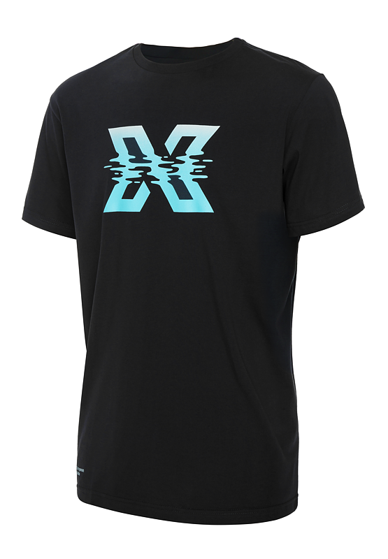 XDEEP Wavy X t-shirt-1