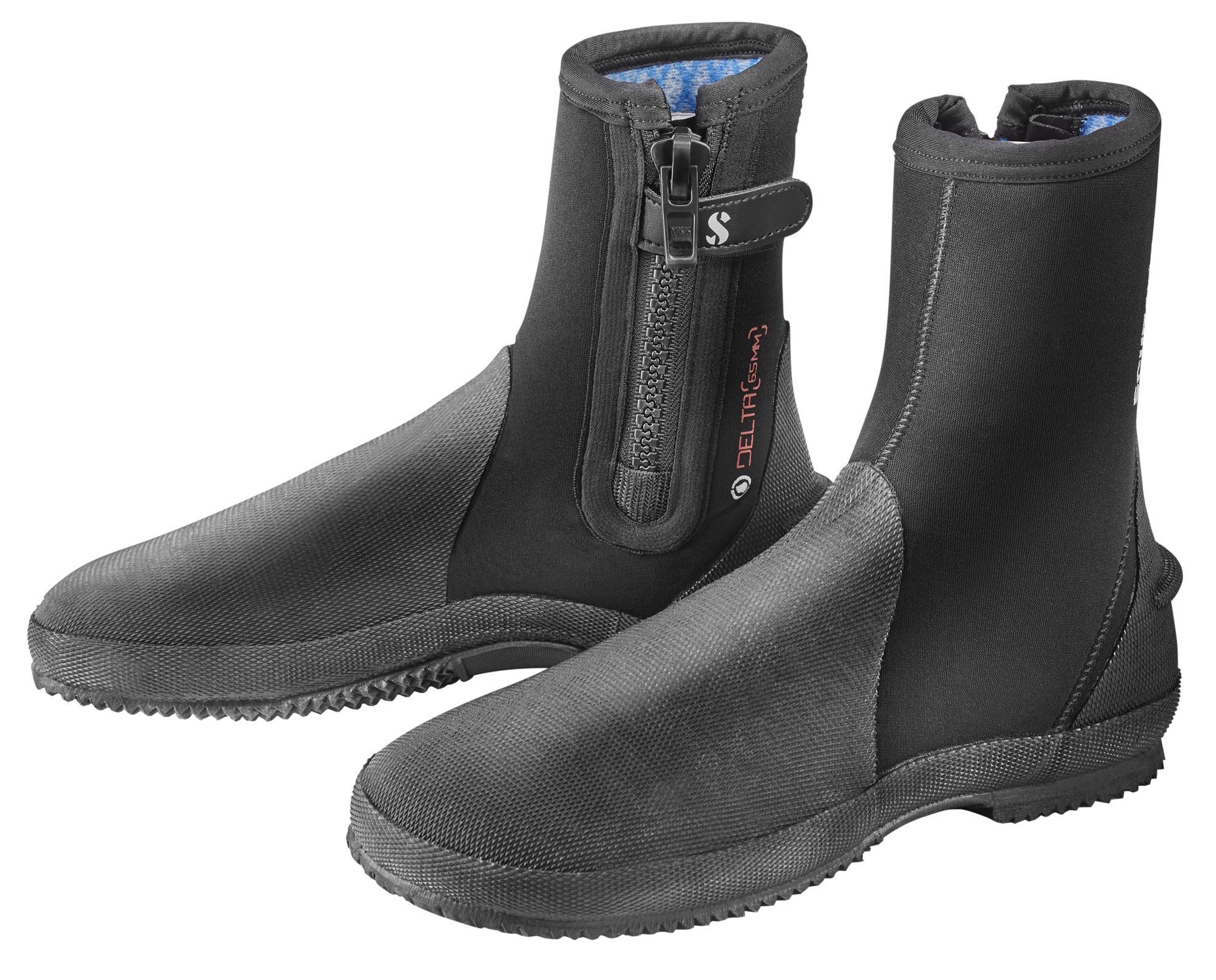 Delta Boot 6.5 mm BK-1