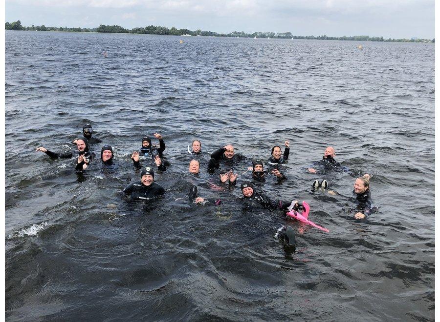 PADI Rescue Diver cursus