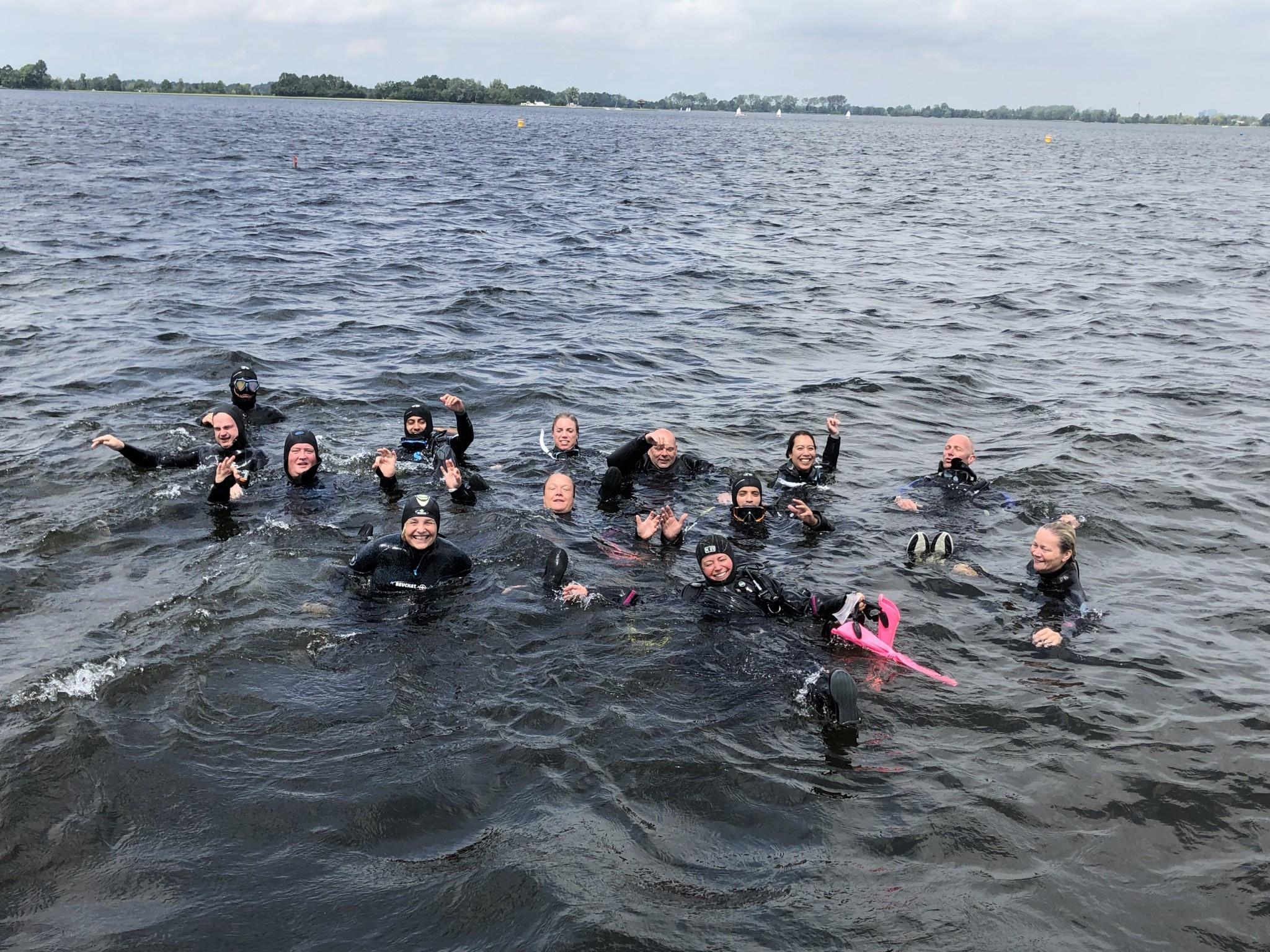 PADI Rescue Diver cursus-1