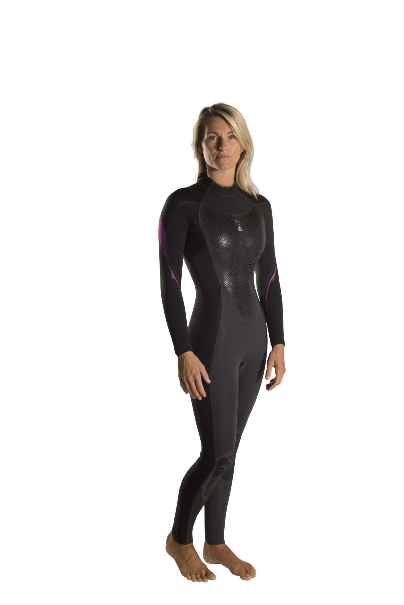 XENOS Dames 3mm Wetsuit-1
