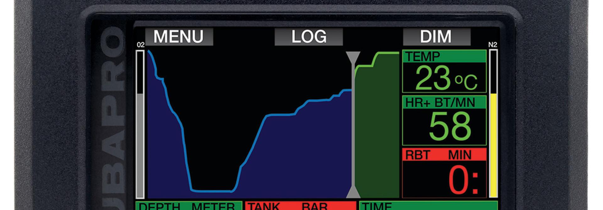 G2 Duikcomputer