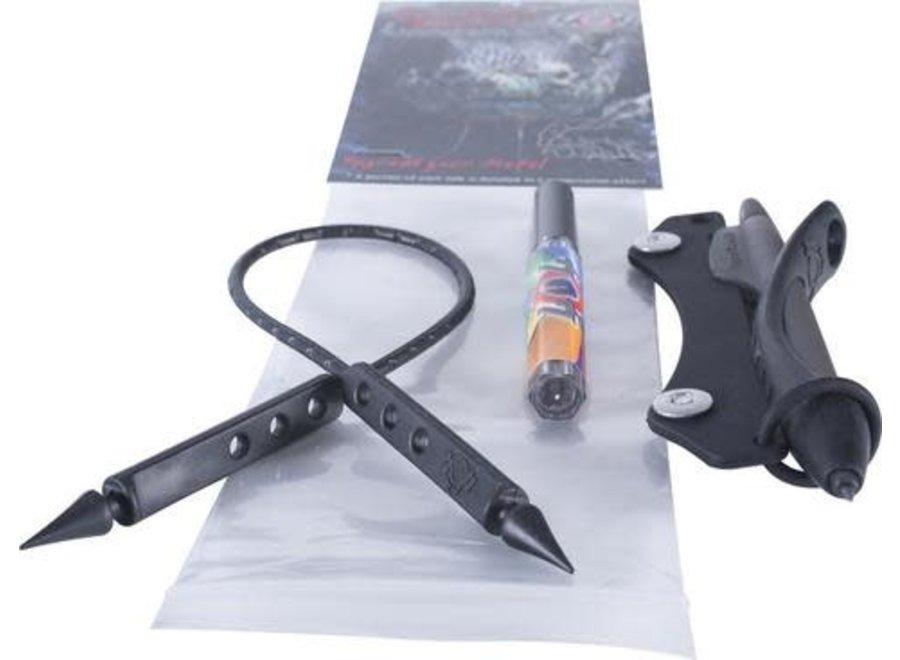Aqua Pencil met houder en klem voor leitje (Komodo pack)