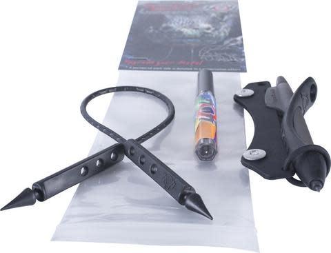 Aqua Pencil met houder en klem voor leitje (Komodo pack)-2