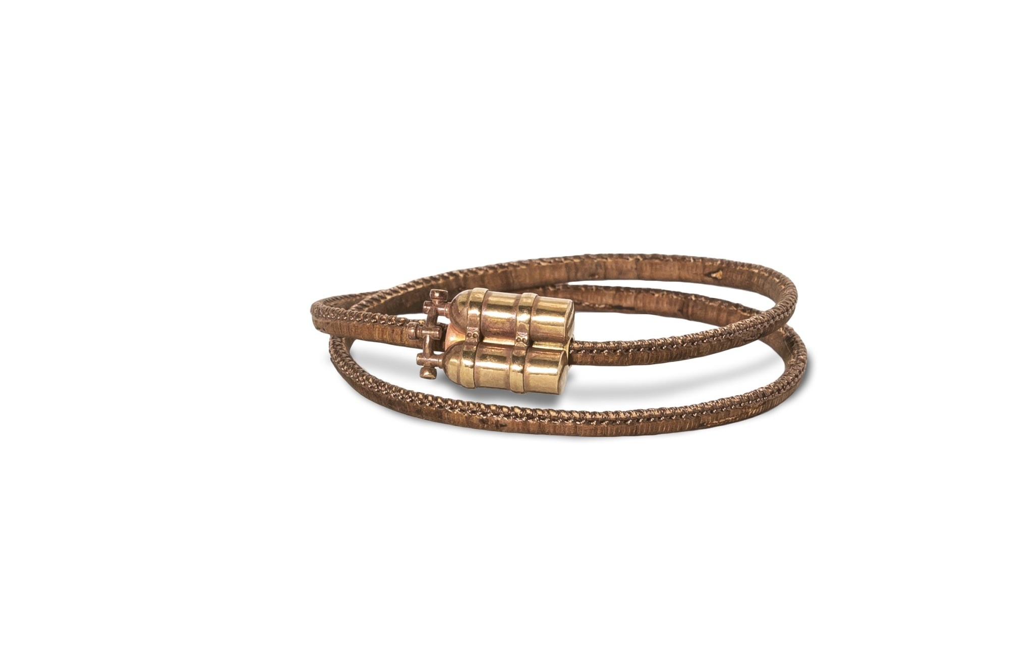Double Tank armband beige-1