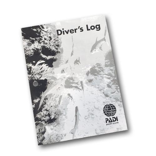 Navulling voor PADI logboek-1