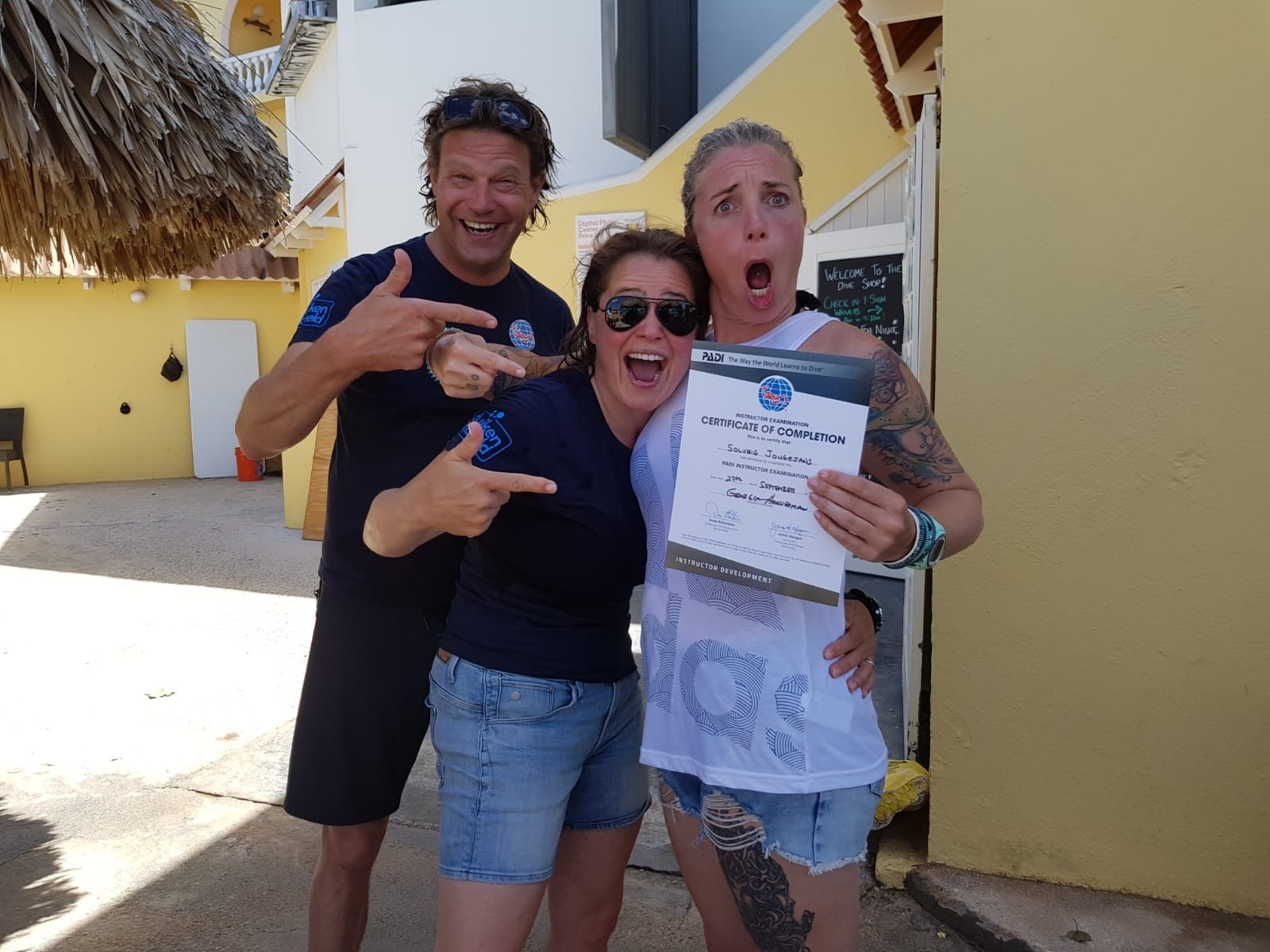 PADI Instructor Development Course (IDC)-1