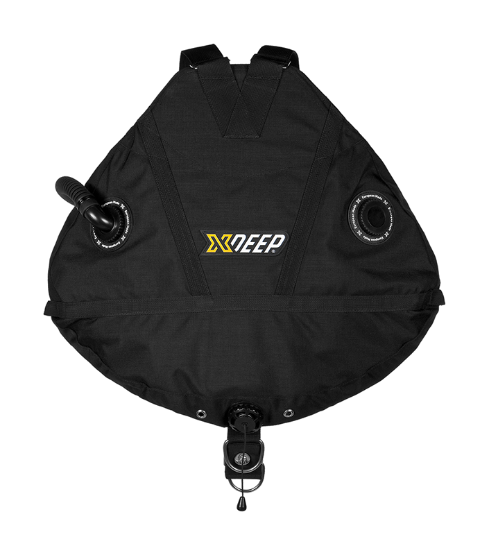 Stealth 2.0 Sidemount wing TEC-2