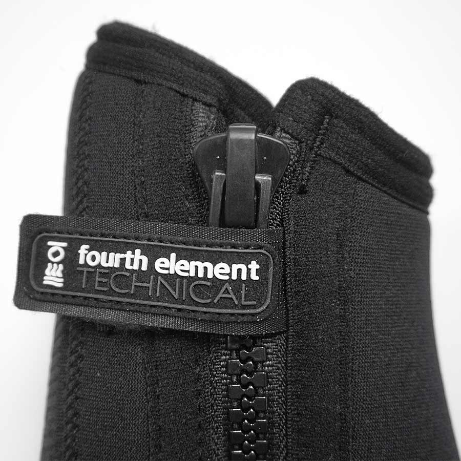 Pelagic 6,5mm Boot - Rubberen zool-3