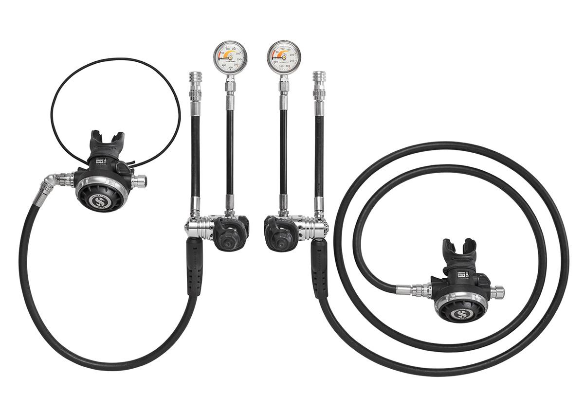 Sidemount Automatenset MK25/G260-1