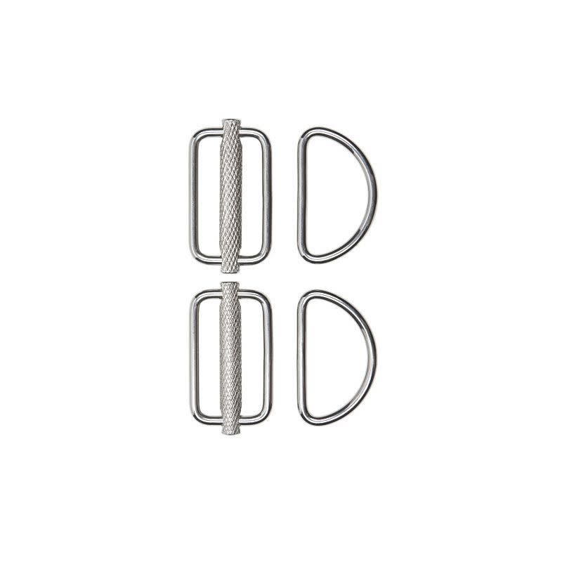 Stealth 2.0 Slidable D-Ring Kit (paar)-1