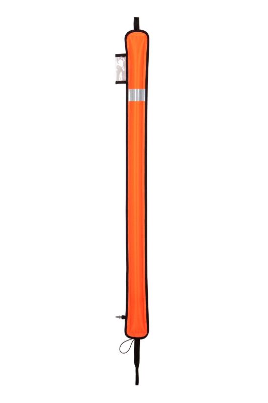DSMB Gesloten Smal Oranje 140cm-1