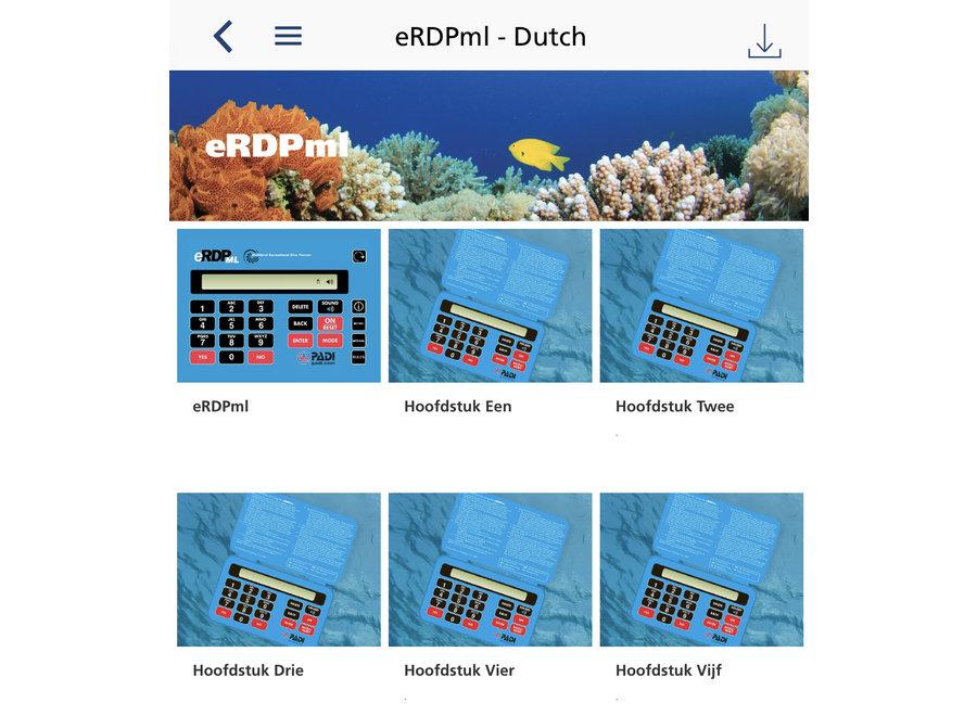 eLearning - eRDPML - Touch