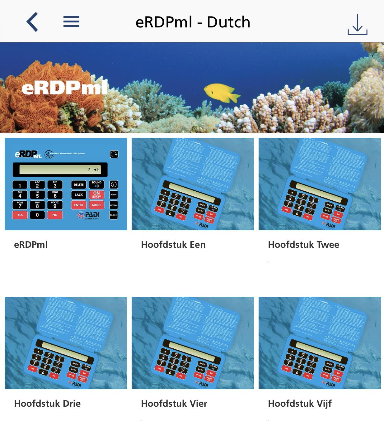 eLearning - eRDPML - Touch-1