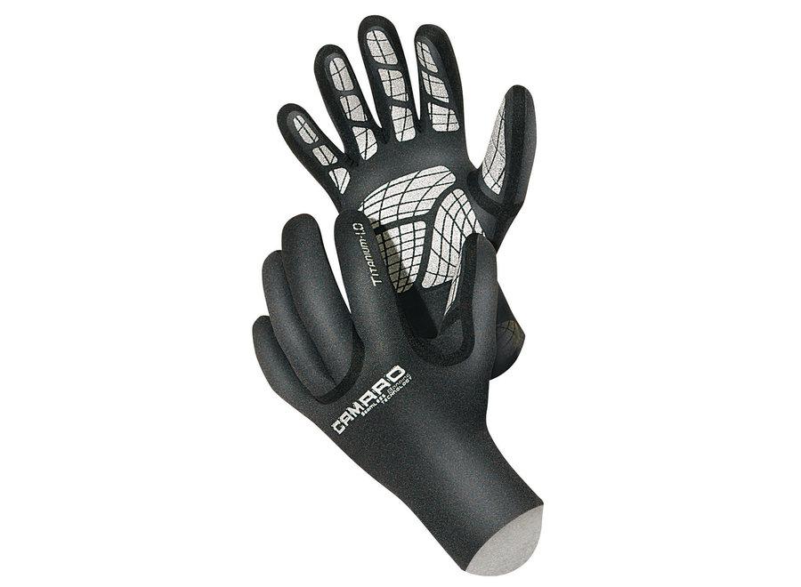 Titanium 3mm Handschoen
