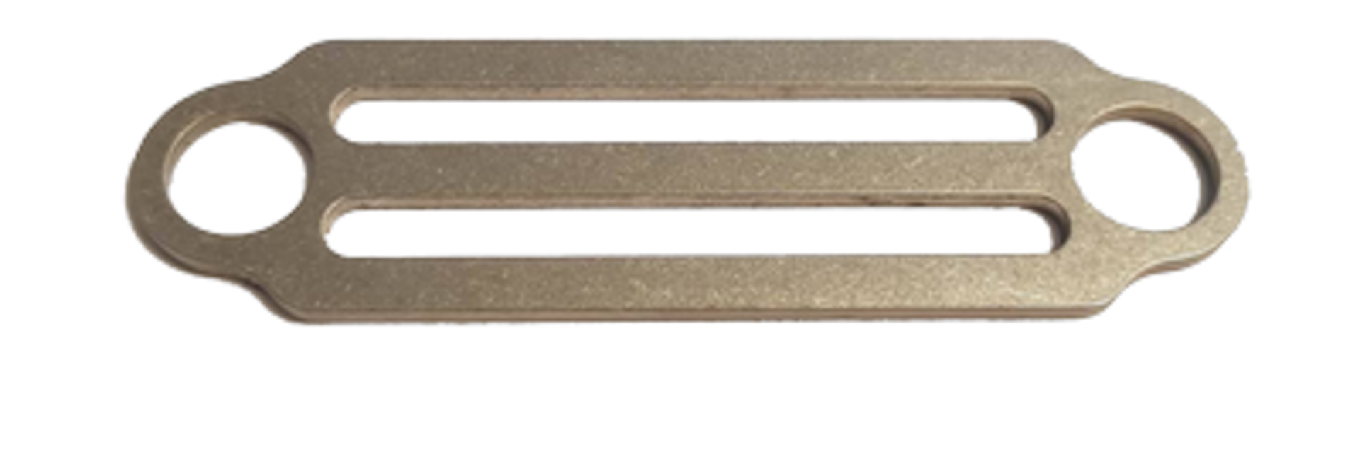 Sidemount Bungee tri-glide 2 ogen