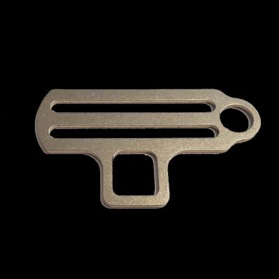 Sidemount Bungee tri-glide 1 oog/torch houder-1