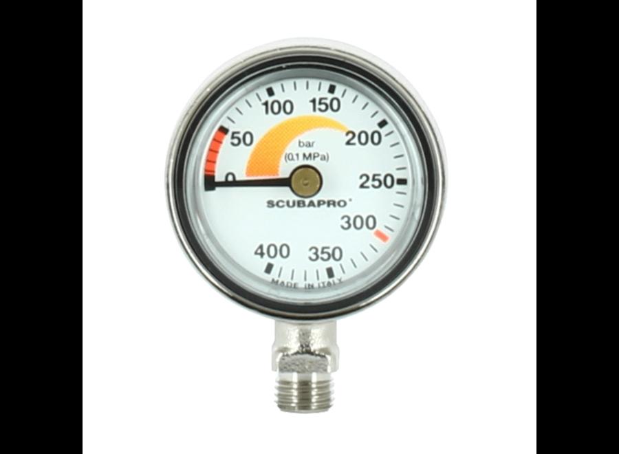 Compacte manometer (zonder slang)