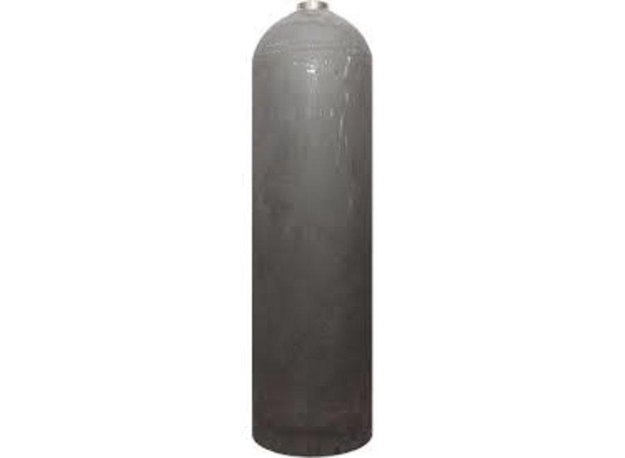 Aluminium duikfles (zonder kraan)