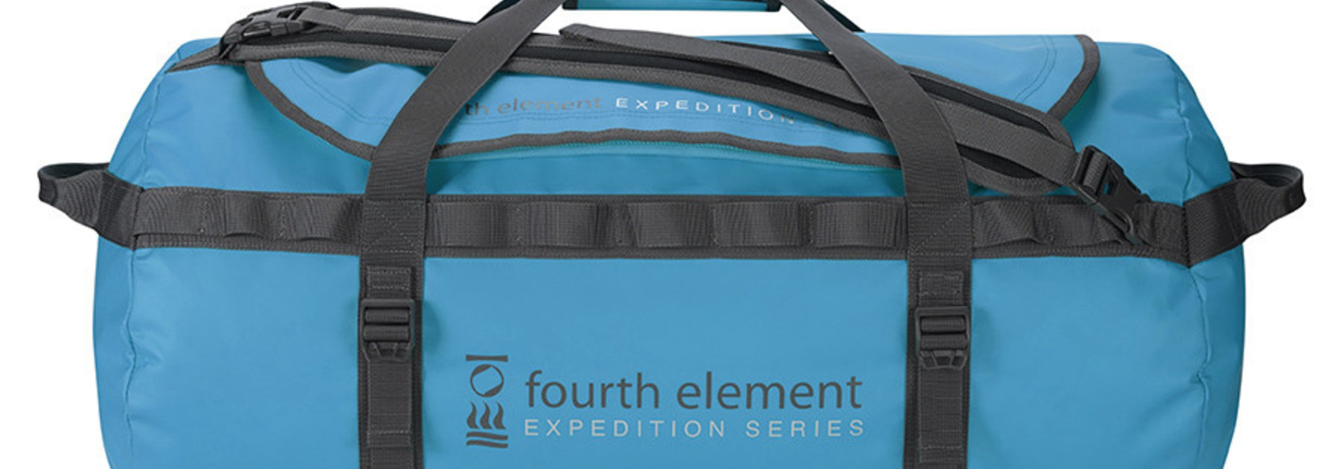Expedition Duffelbag Blauw