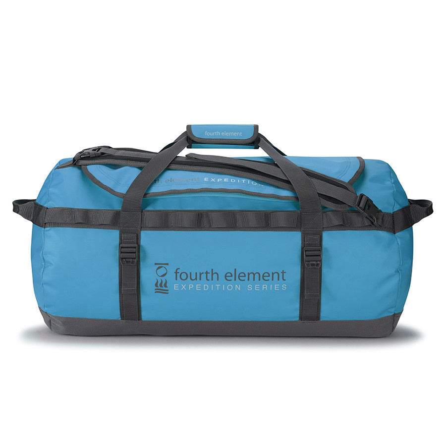 Expedition Duffelbag Blauw-4
