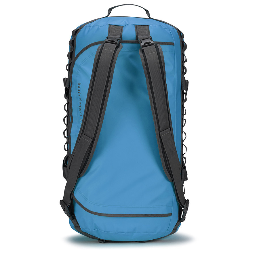 Expedition Duffelbag Blauw-5