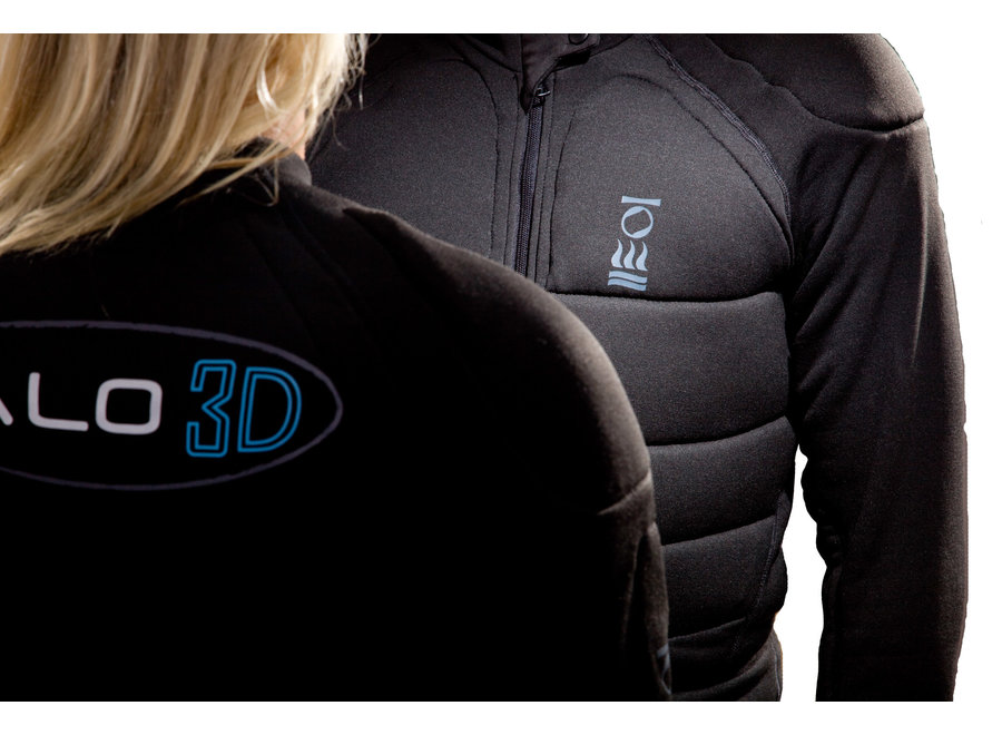 Halo 3D Onderpak Dames